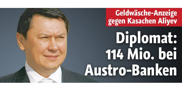 114 Mio. bei Austro-Banken reingewaschen