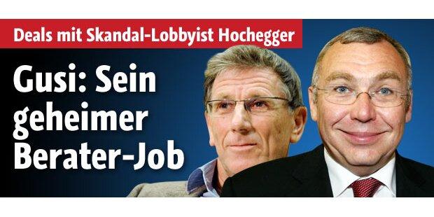 Gusis geheimer Berater-Job