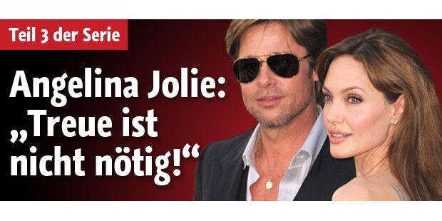 """Jolie: """"Treue ist nicht nötig!"""