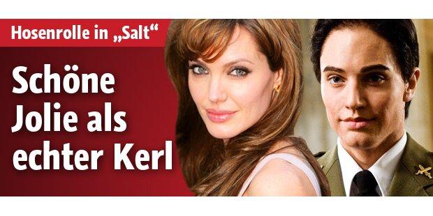 """Jolie wird im Actionhit """"Salt"""