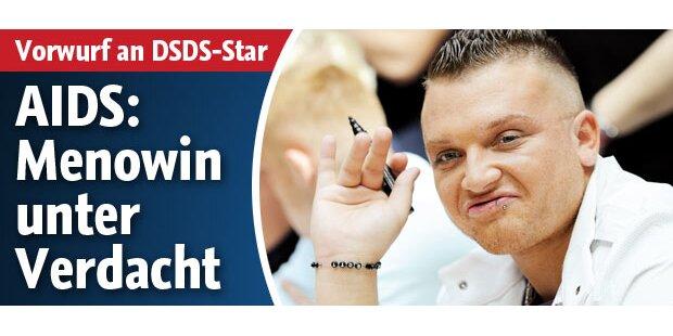 AIDS-Anzeige gegen Menowin Fröhlich