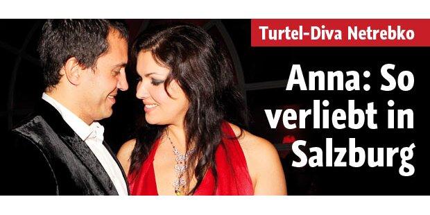 Anna netrebko so verliebt in salzburg - Anna netrebko casta diva ...
