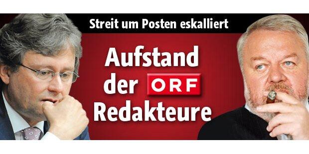Aufstand der ORF-Redakteure