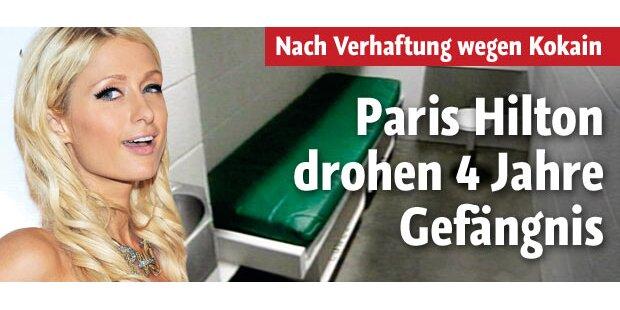 Paris Hilton & das Koks: Drogen-Anklage