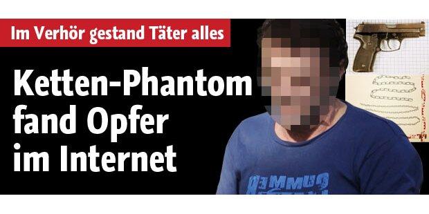Ketten-Phantom fand Opfer im Internet