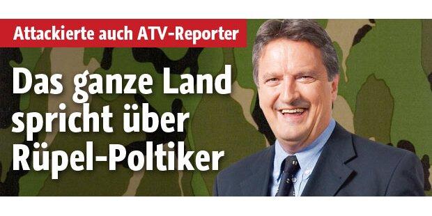 Das ganze Land spricht von Rüpel-Politiker