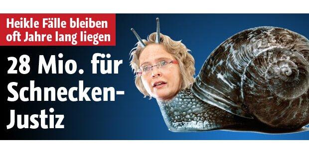 Faymann lässt was für Bandion springen
