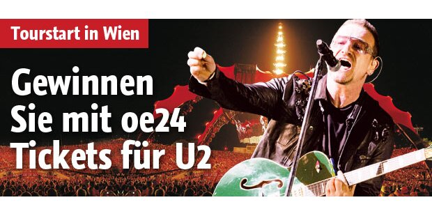 Nach OP -  Bono startet das Comeback