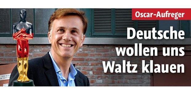 Deutsche wollen uns Waltz klauen