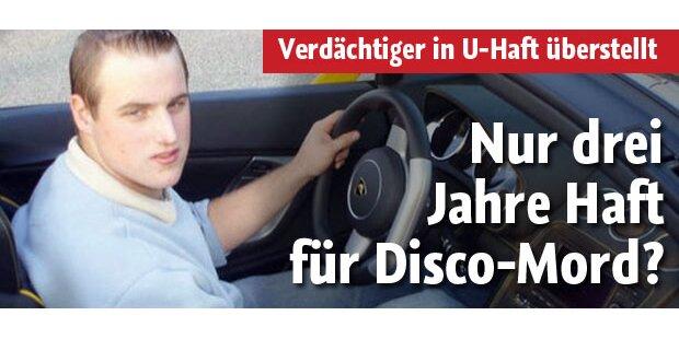 Nur drei Jahre Haft für Disco-Mord?