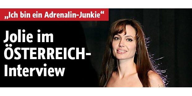 Heiße Action mit Jolie