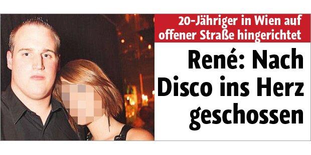 René: Nach Disco hingerichtet