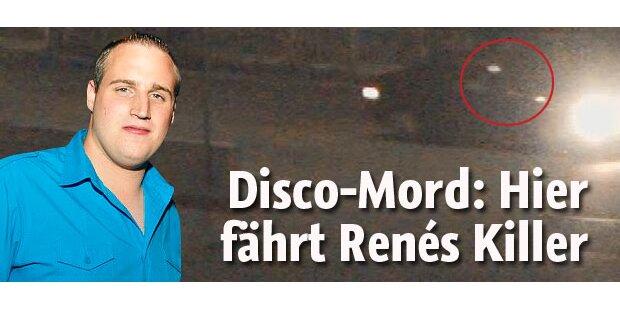 Disco-Mord: Hier fährt Renés Killer