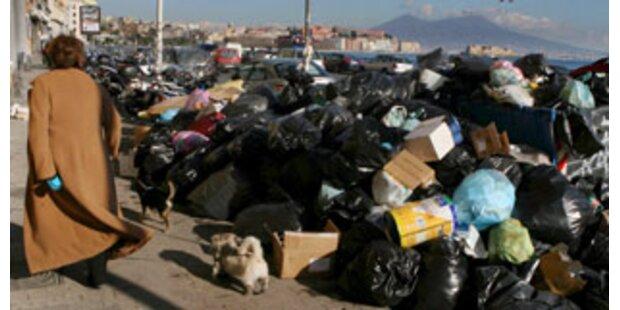 Regierung stellt Plan gegen Abfall-Krise vor