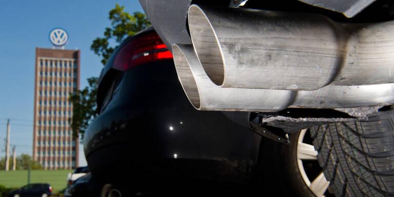 Autobauer gegen strengere Abgasregeln