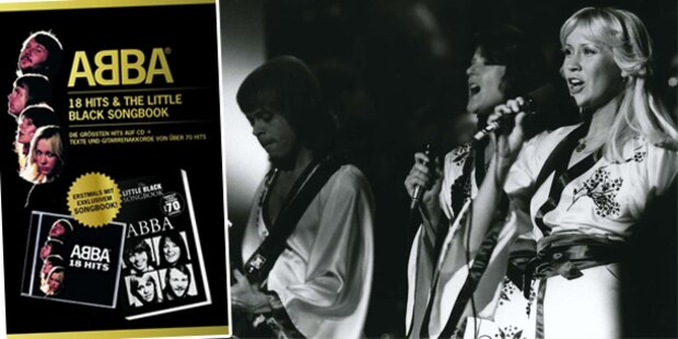 ABBA: 18 Hits plus Little Black Songbook