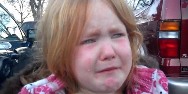 US-Wahlen bringen Vierjährige zum Weinen