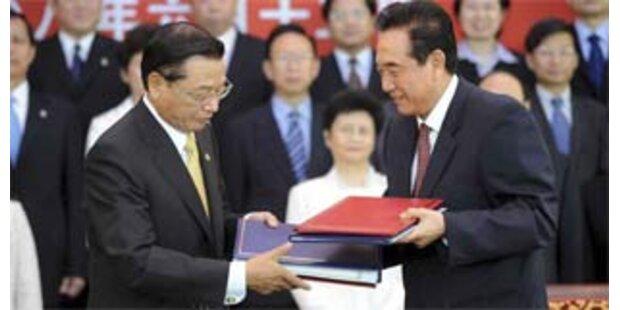 Erstmals wieder Direktflüge zwischen China und Taiwan