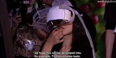 Revolutionär: Jetzt kommt die Diät-Brille