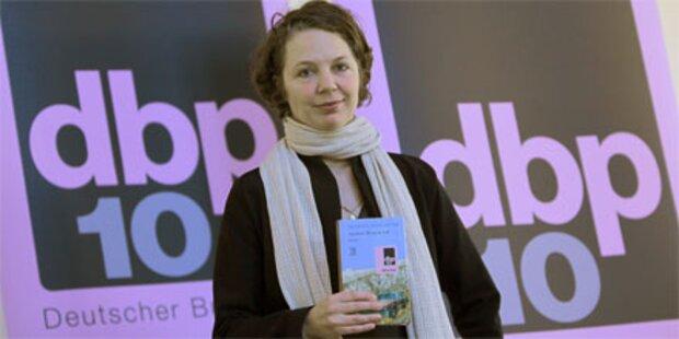 Deutscher Buchpreis an Serbin Nadj Abonji