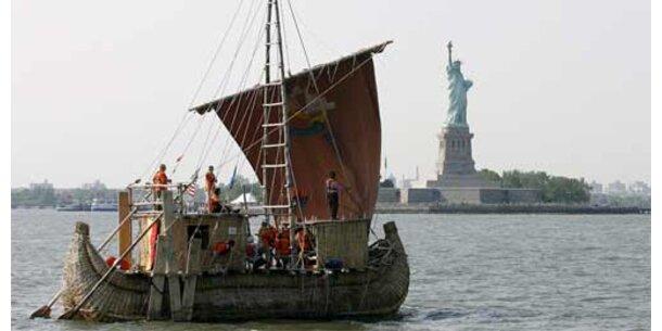 Scheitert die Atlantiküberquerung der Abora III?
