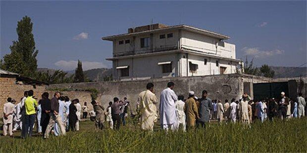Bin Laden: Kontakte zu pakistanischen Spionen
