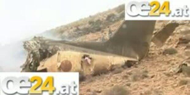 80 Tote bei Flugzeug-Absturz in Marokko