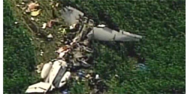 Mindestens sieben Tote bei Flugzeugabsturz in USA
