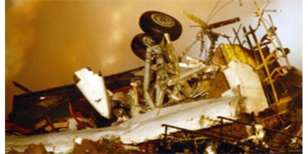 Flugzeugabstürze auf bewohntes Gebiet