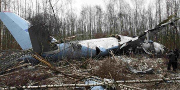 6 Tote bei Flugzeug-Crash in Venezuela