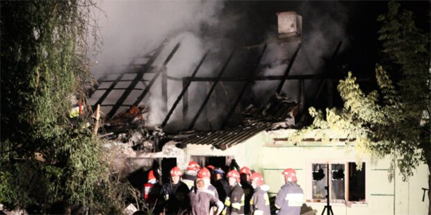 6 Tote bei Flugzeugabstürzen in Polen