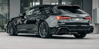 740 PS starker Audi A6 Kombi ist restlos ausverkauft
