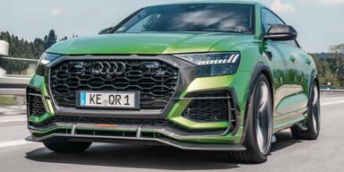 Dieser Audi RS Q8 schafft 315 km/h