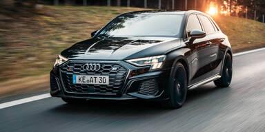 Neuer Audi S3 Sportback mit 370 PS