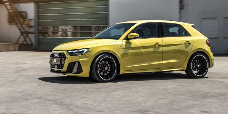 Neuer Audi A1 Sportback mit 240 PS