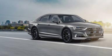 Sportliche Optik für den Audi A8