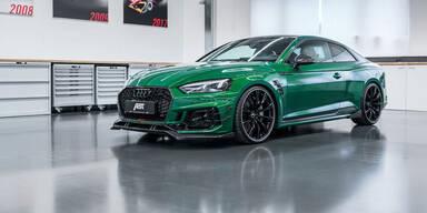 Neuer Audi RS5 mit satten 530 PS