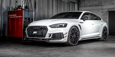 Neuer Audi RS5 Sportback mit 530 PS