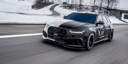 Audi RS6 mit irrwitzigen 735 PS