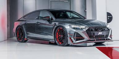 Audi RS6 und RS7 mit brachialen 740 PS