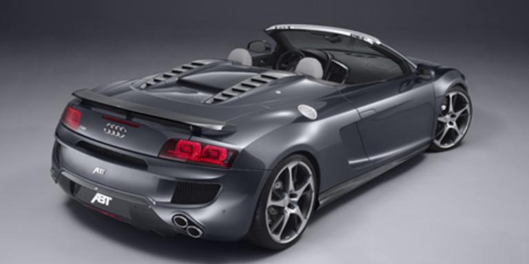 Abt zeigt in Genf Neuheiten von Audi und VW