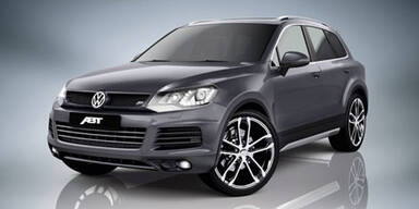 Der neue VW Touareg von Abt