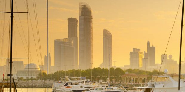 Rekord an Austro- Touristen in Abu Dhabi
