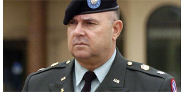 Urteil gegen Abu-Ghraib-Offizier aufgehoben