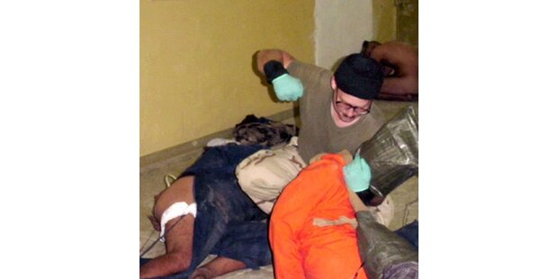 Bislang unbekannte Abu Ghraib-Fotos aufgetaucht