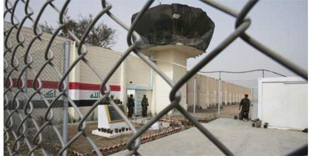 Foltergefängnis Abu Ghraib wiedereröffnet