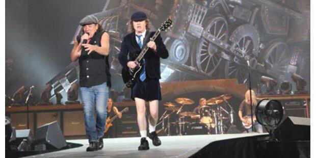 AC/DC sind da!