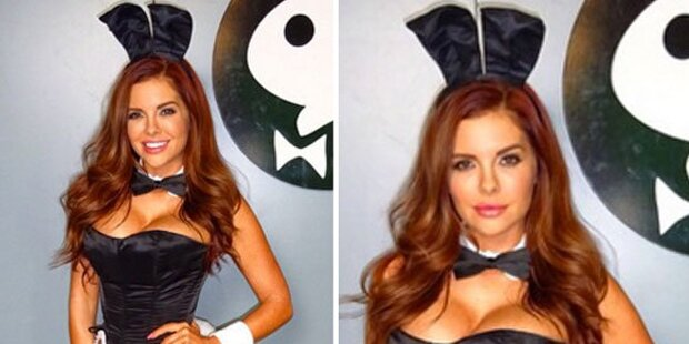 Sexy Playboy-Bunny überlebt Horror-Crash