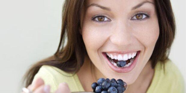 Heidelbeerjoghurts als falsche Früchtchen