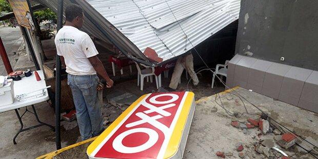 Erdbeben: Hotels in Acapulco evakuiert